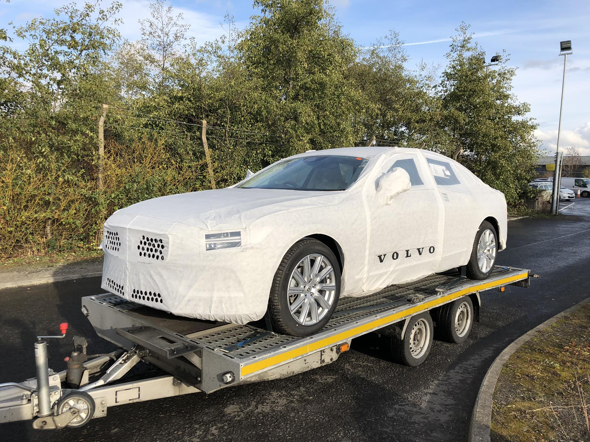 Volvo S60 Dealer Transfer