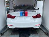 BMW M4 DTM transport