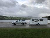 Touring Caravan collection from Bala Lake North Wales