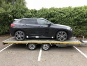BMW X2 New Car Delivery