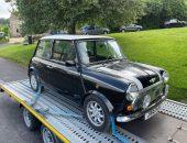 Classic MINI John Cooper Works transport