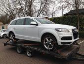 Audi Q7 dealer transfer Bradford