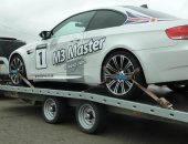 BMW M3 Brandshatch to Belfast