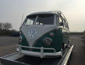 VW Transporter T2 collection and delivery