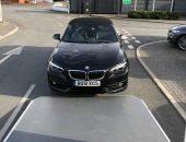 BMW 2 Series enclosed car transport