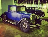 Classic car delivery to auction