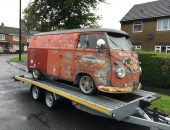 Classic VW Transporter