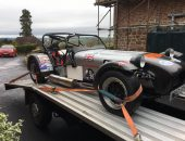 Kit car transport