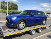 MINI Clubman delivery