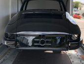 Porsche 911 Targa Body shell enclosed transport