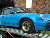 Porsche Trasport Service UK