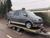 VW Transporter delivery