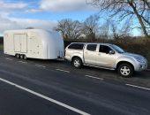 Zoom Car Transport with PRG Pro Sport Enclosed Trailer JPG
