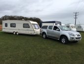 Zoom caravan delivery yorkshire