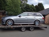 Mercedes Benz Corporate Delivery