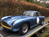 Aston marting db5 classic car transport