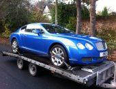 Bentley Continental GT Transport