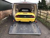 Enclosed Car Transport Ferrari
