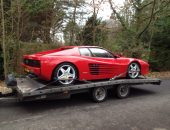 Ferrari transport