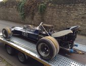 Surtees formula 500 race car transport