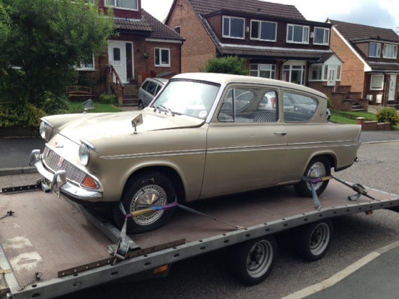 Ford Anglia 1200 Super 1967