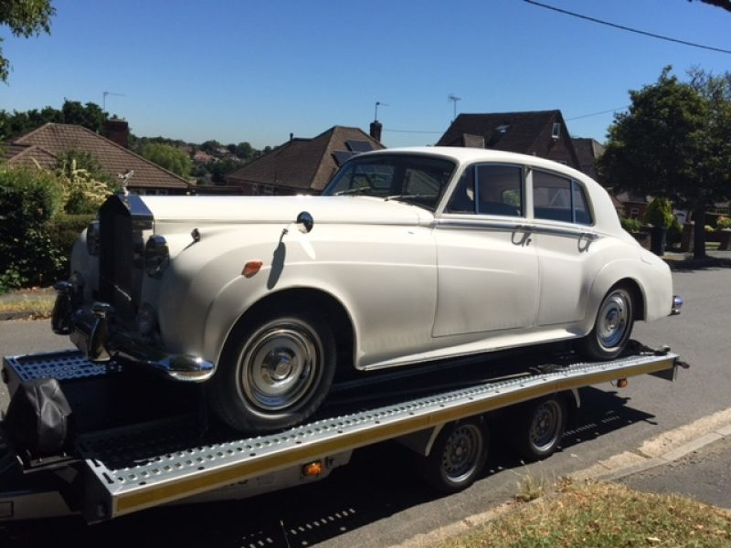 Rolls Royce Transport