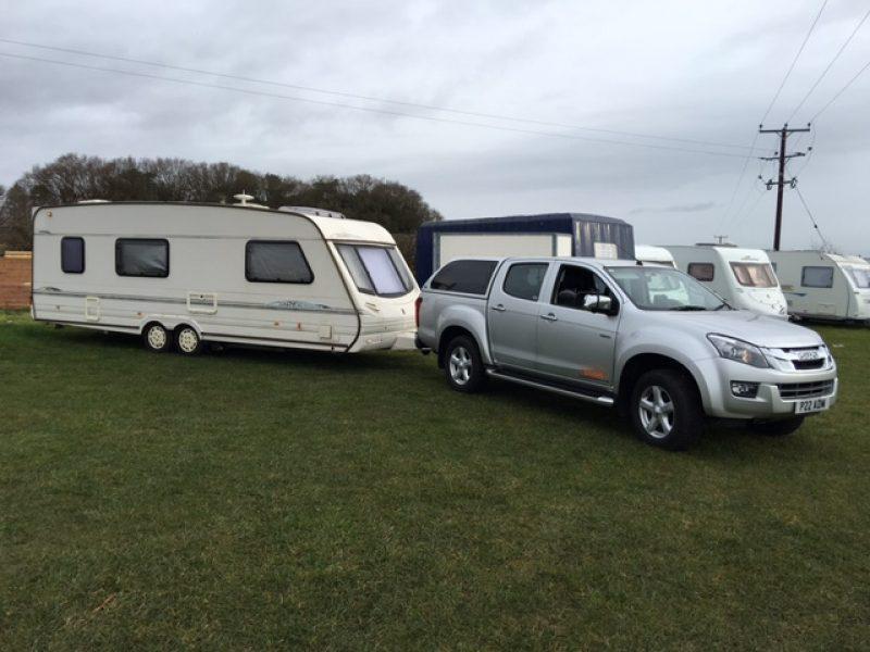Zoom caravan delivery yorkshire