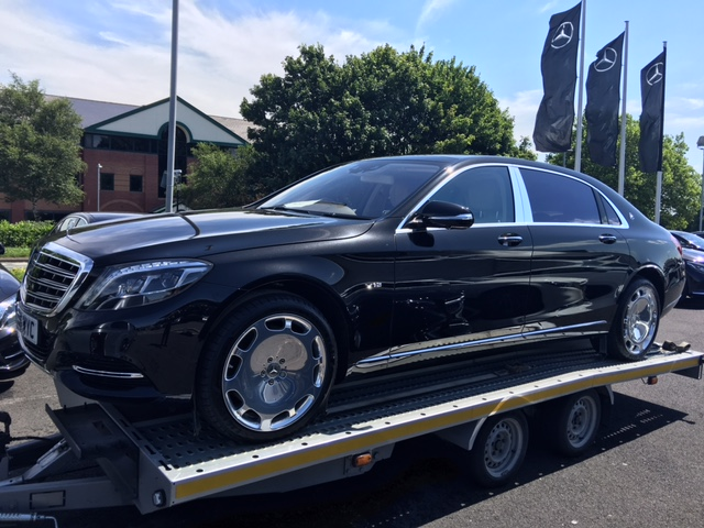 Mercedes S Cla